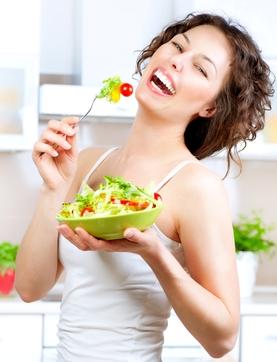 Diätplan zum Abnehmen